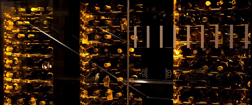 Restaurant Patrick Guilbaud Wine Cellar
