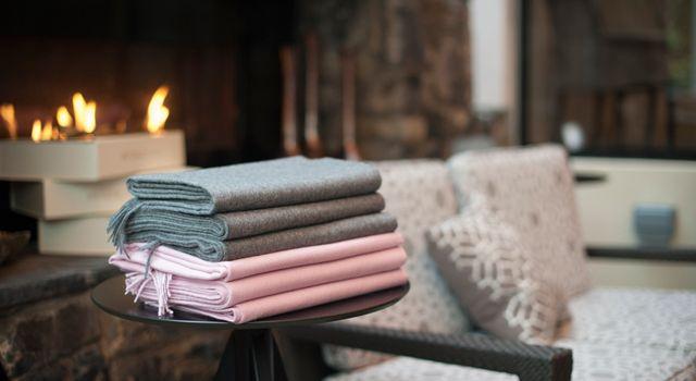 Restaurant Patrick Guilbaud - Ketzal Blankets