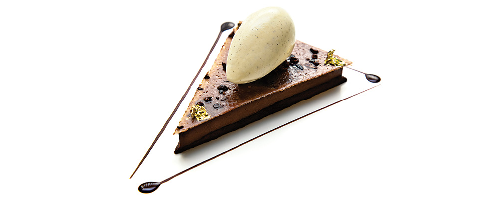 Restaurant Patrick Guilbaud Dessert