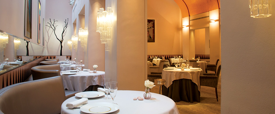 Restaurant Patrick Guilbaud