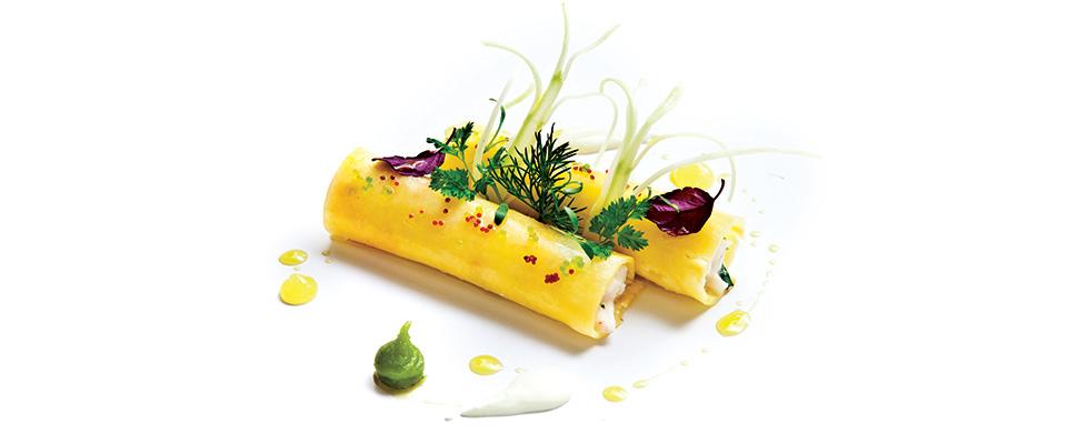 Restaurant Patrick Guilbaud Food