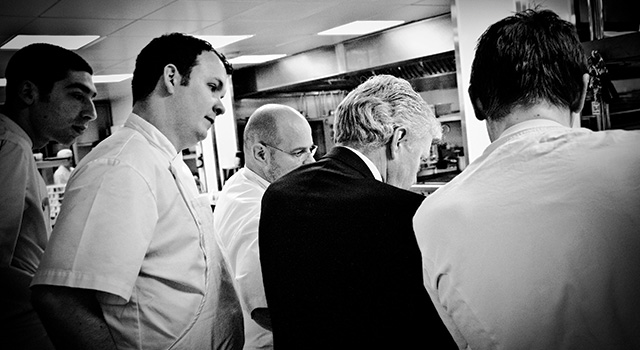Restaurant Patrick Guilbaud - Team